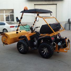 清雪掃雪機 小型除雪車 電啓動鏟雪拋雪機