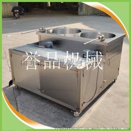 商用灌肠机腊肠火腿肠加工设备-全自动灌装机