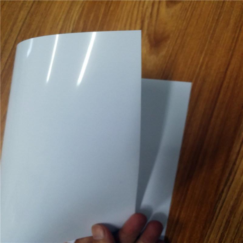 PVC哑白片
