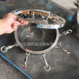 10公斤压力人孔、压力容器人孔YAA