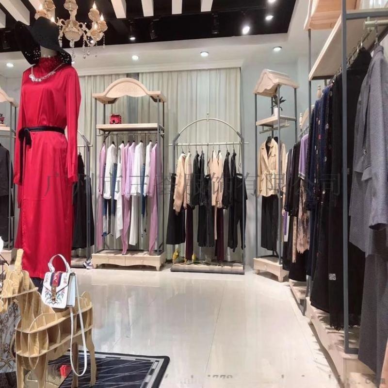 凱倫詩一線品牌折扣女裝貨源走份女裝拿貨網專櫃女裝