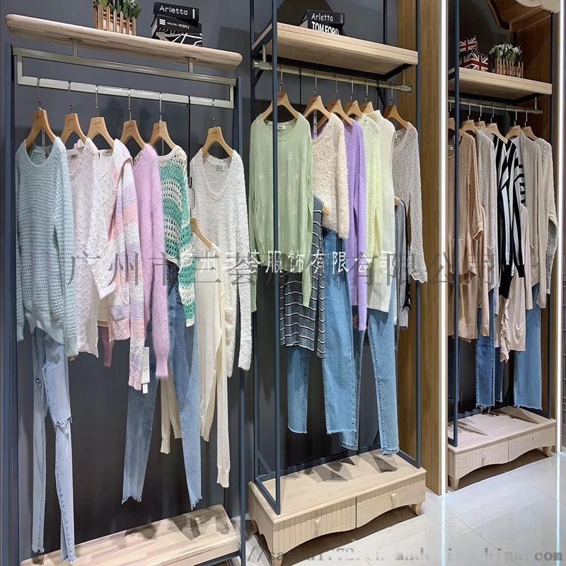 谷度**广州尾货市场走份连衣裙系列女装走份货源