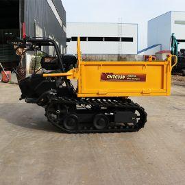 农用工程履带运输车 水陆两用多功能履带农用车