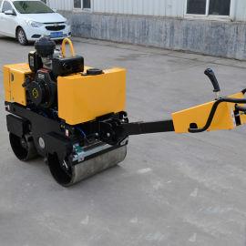 手扶式压路机 钢管压路机 小型压路机厂家