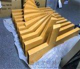 花溪區溪山裏鋁方管 木紋熱轉四方管定製