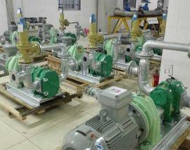 耐腐蚀离心泵出现漏水问题怎么解决