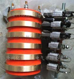 机械设备6路环,信号环,定制异型,多路导电环,滑环