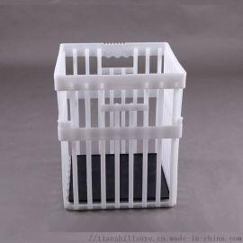 鸡蛋运输箱 塑料种蛋箱 种蛋周转筐