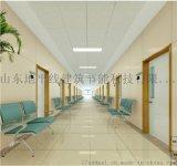 醫療潔淨板的牆面系統
