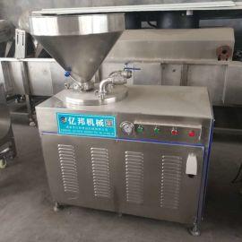 货源产地 腊肠灌肠机 香肠灌肠机 不锈钢液压灌肠机