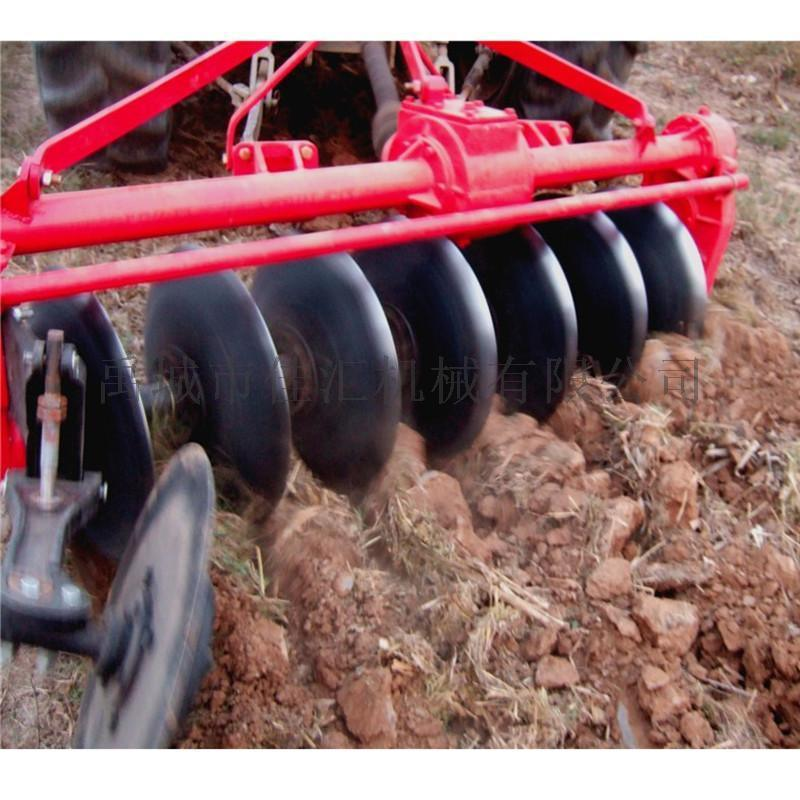 新型圆盘犁 驱动圆盘犁 水田驱动犁 专做旋耕耙
