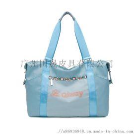防水旅行包袋大容量手提包男女运动健身包休闲行李包