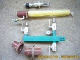 广西液压湿喷机/大功率干喷机配件图片视频