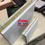 鋁皮岩棉保溫裝飾一體板