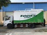 粪便处理成套设备 多功能环保化粪池清理车