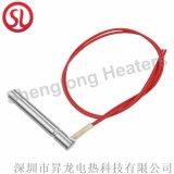 發熱管導熱油單端單頭電熱加熱管
