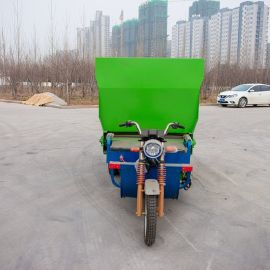 牛场自动上料车 养殖青贮撒料车 小型电动上料车