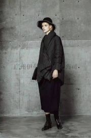 时尚潮流品牌女装黑马蓝品牌折扣女装直播货源