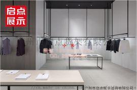 咸阳生产服装展示道具的厂家 咸阳男装展示架亲民价