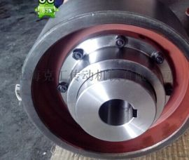 NGCL 型带制动轮鼓形齿式联轴器