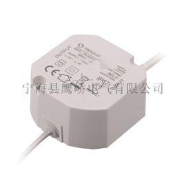 鹰峤 20W恒压12V/24V LED驱动电源IP67