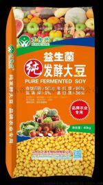 发酵大豆有机肥