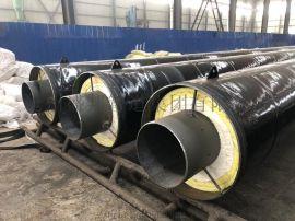 聚脲钢套钢蒸汽保温钢管厂家