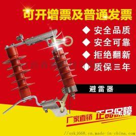 氧化锌避雷器 户外35千伏电站型避雷器