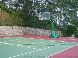 晋城市地埋式篮球架高品质