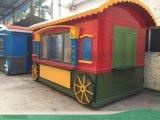 中式风格详细的售卖车设计模型-找时景家具