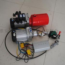 48V500无刷电机液压动力单元
