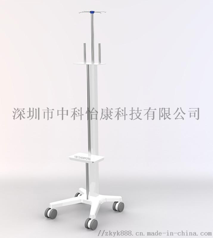 输液泵推车 注射泵推车 医用推车支架定制