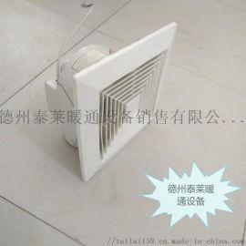 通风器BLD10-12/BLD15-34管道排气扇