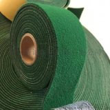 浙江绿绒包辊布/黑绒包辊带/包辊胶刺皮