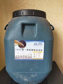 污水处理池防腐耐酸碱JRK三防一体防腐涂料