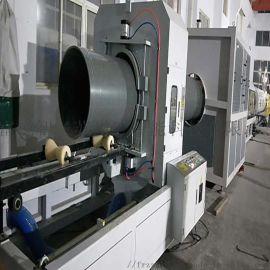 富锐智塑料挤出机塑料管材生产线PVC排水管生产线