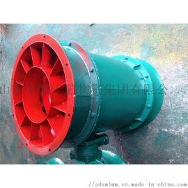 矿用轴流风YBT-7.5