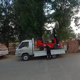 非内燃式电动叉车 装卸纯电动叉车 新能源蓄电池叉车