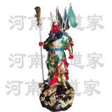 伽蓝菩萨佛像 武圣关羽佛像 韦陀菩萨佛像塑像