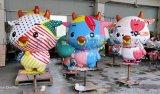 上海雕塑工廠直供玻璃鋼商場雕塑,廣場雕塑,卡通雕塑