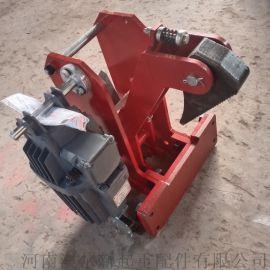 行车防风制动器 电力液压防风铁楔 车轮止挡器