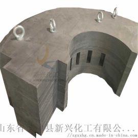 可拼接含硼聚乙烯板 碳化硼防辐射板来图定做
