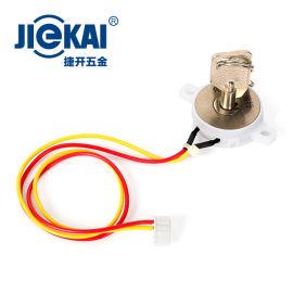 901-2 开孔30mm 超薄基站锁 外呼盒锁