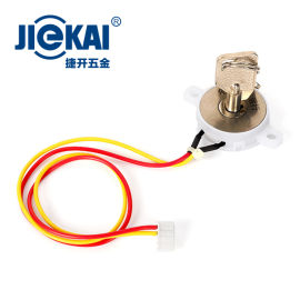 901-2 開孔30mm 超薄基站鎖 外呼盒鎖