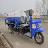 新款除尘环保喷洒车视频 工程小型三轮洒水车