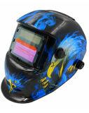 大视窗太阳能变光电焊头盔