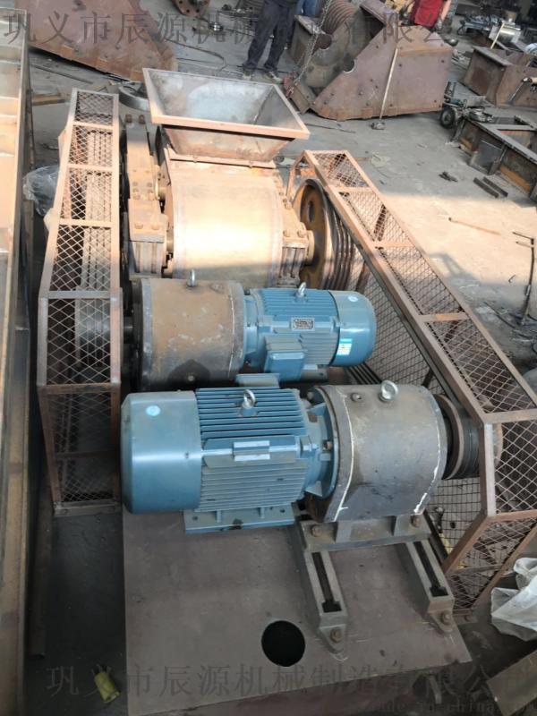 河南石英石对辊制砂机 对辊机型号现货供应