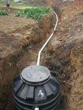污水一體化淨化槽_農村生活污水處理淨化槽