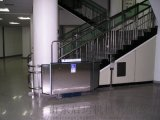 斜掛樓梯電梯紹興市曲線升降機殘聯出行設備