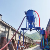 通畅水泥粉清库机 粉煤灰负压吸送装车机 气力吸灰机